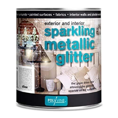 Metallic Glitter Paint