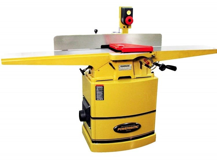 Powermatic 1610086K 2HP Jointer