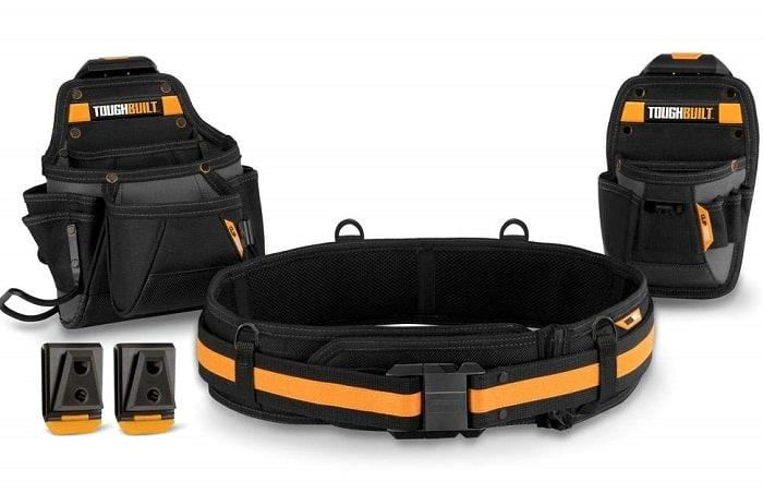 ToughBuilt Handyman Tool Belt Set