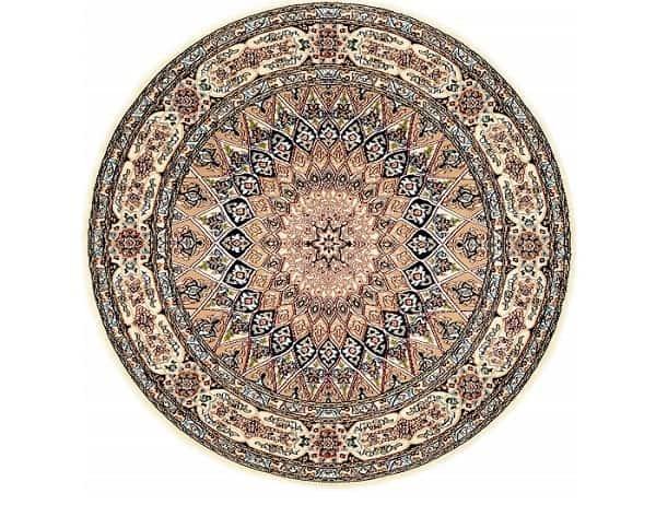 Unique Loom Narenj Circular Rug