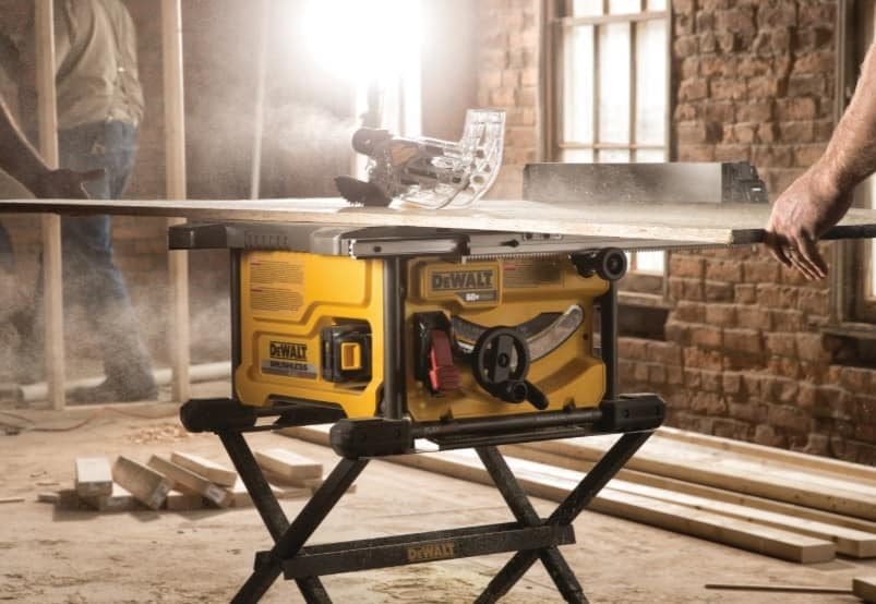 Using Table Saw Safety