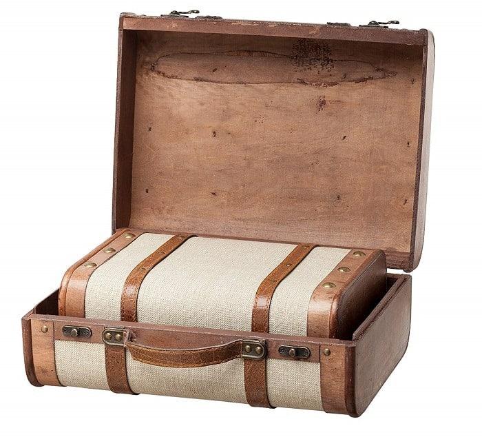 Vintage Look Suitcases