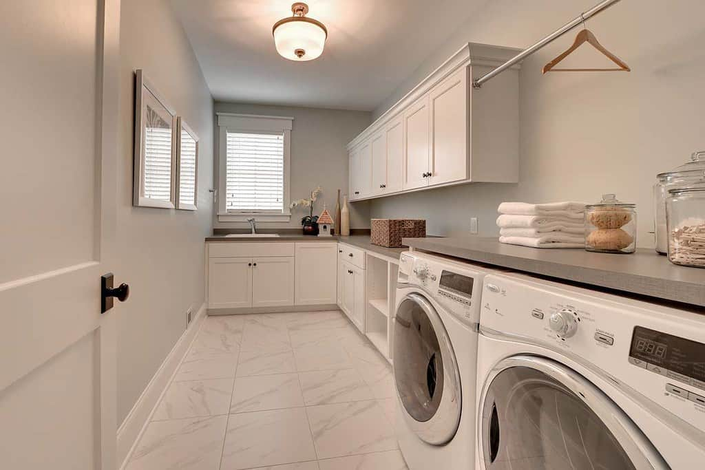 Where to Locate Your Laundry