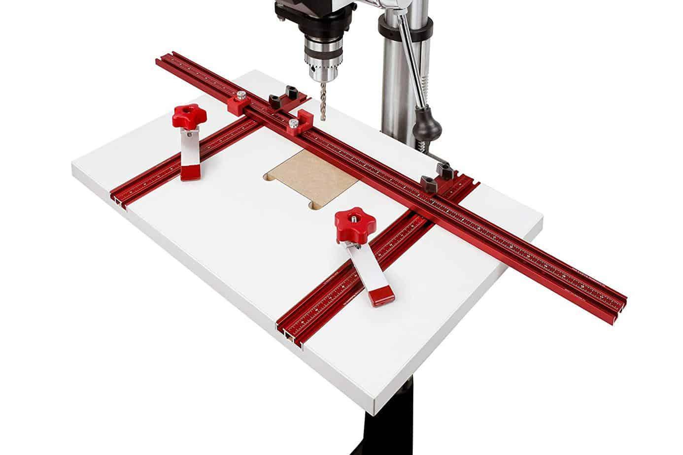 Woodpeckers Precision Drill Press Table