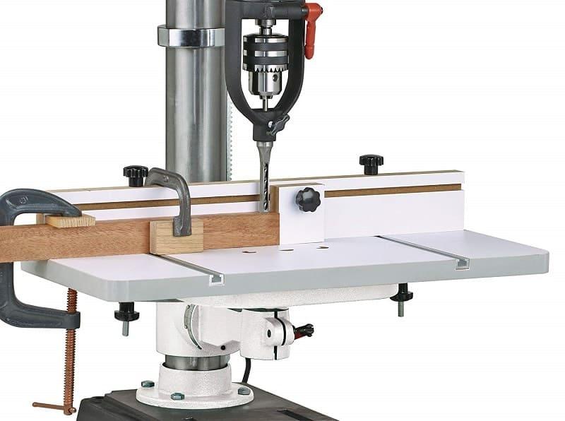 Woodstock D4033 Drill Press Table