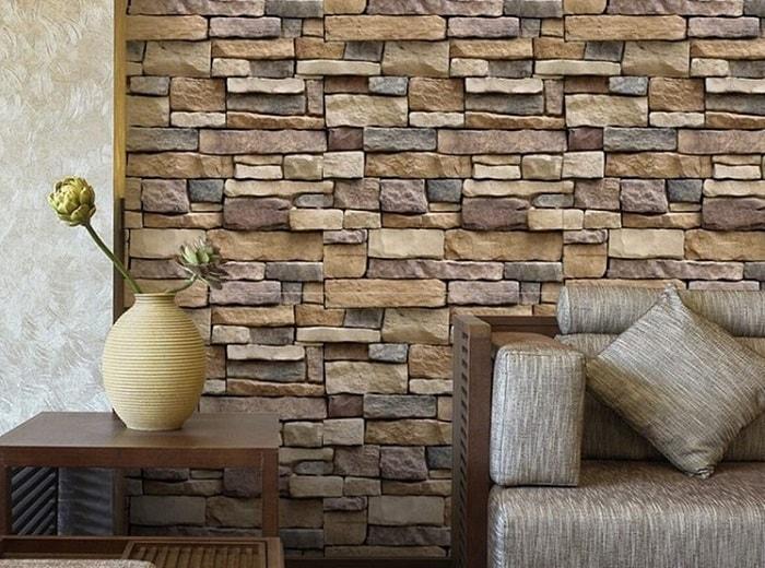Yancorp Stone Wallpaper