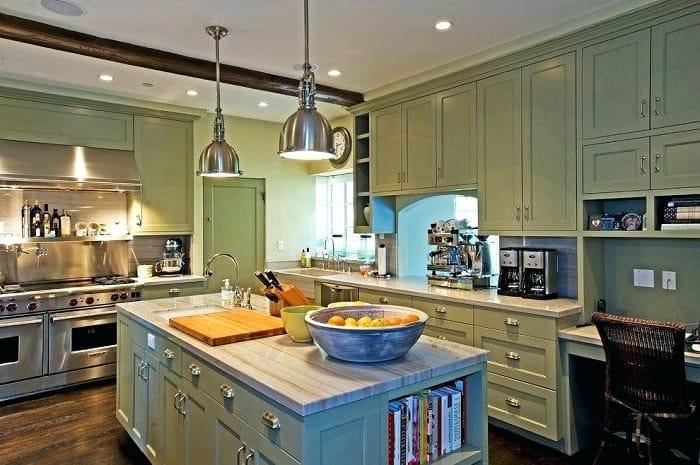 basement kitchen Furnishings