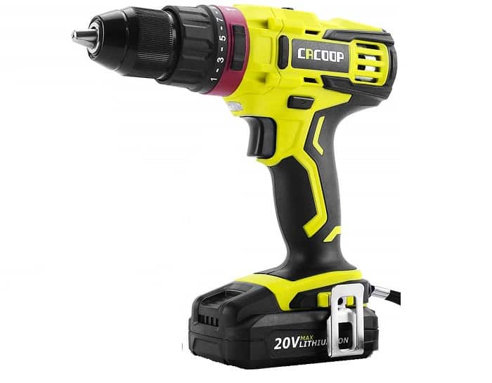 CACOOP Electric Drill