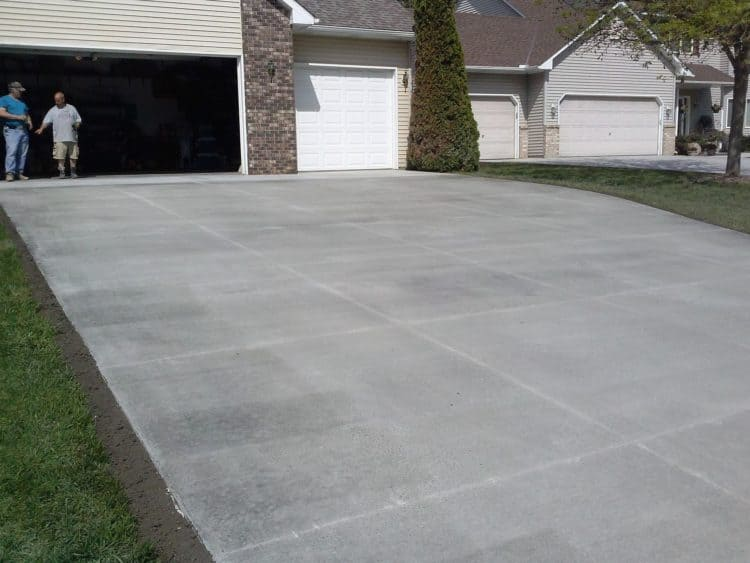 Concrete Driveways Improvement Ideas