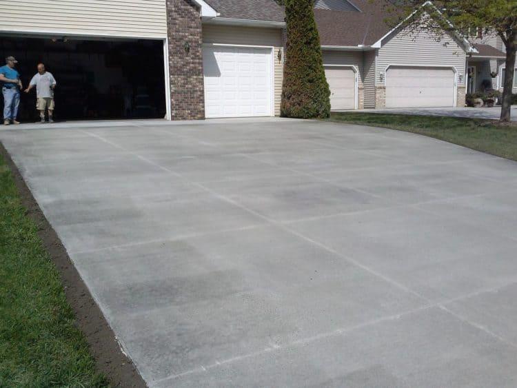 Concrete Driveways Improvement Ideas