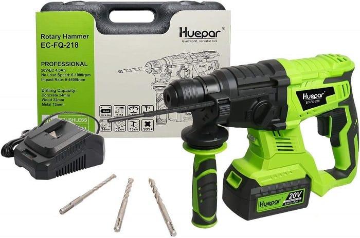 Huepar Rotary Drill