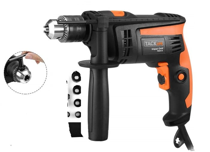 TACKLIFE Electric Drill