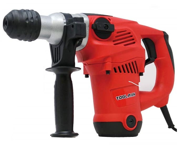 Toolman electric power drill driver