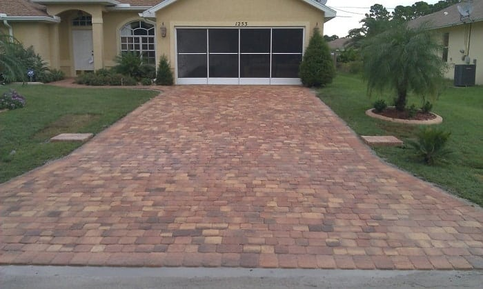 Using Brick For Driveway