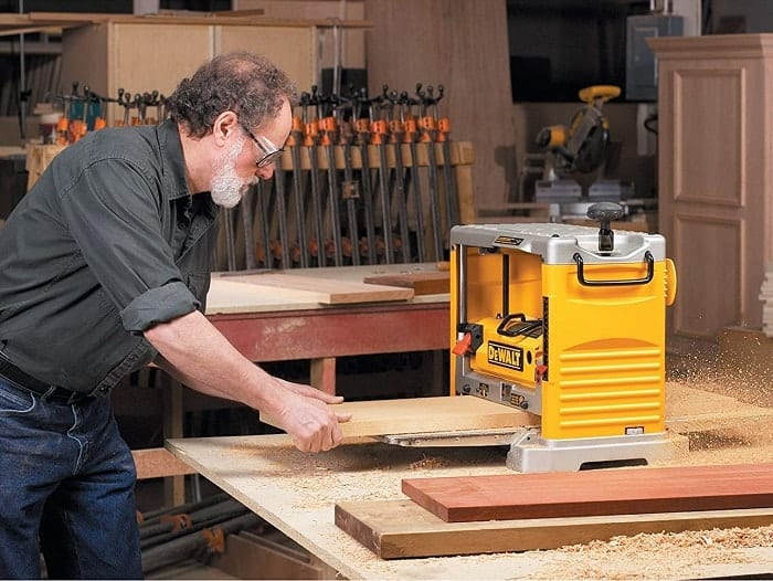 What is wood planer