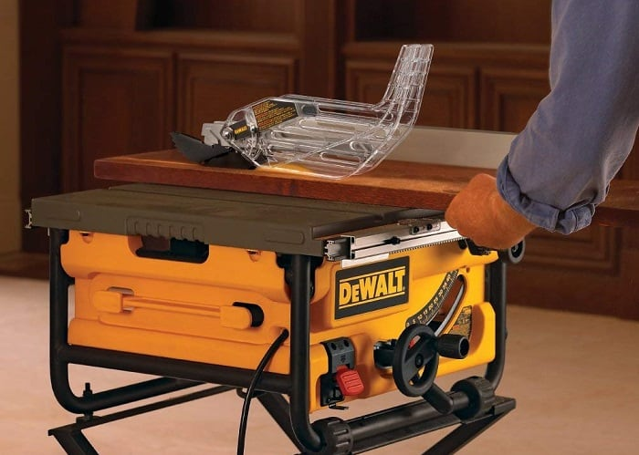 Dewalt DW745 Design Review