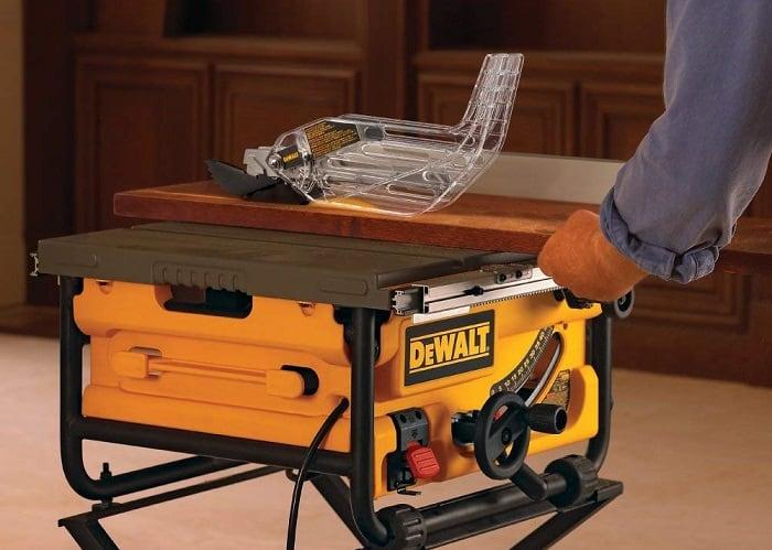 Dewalt DW745 Design Review