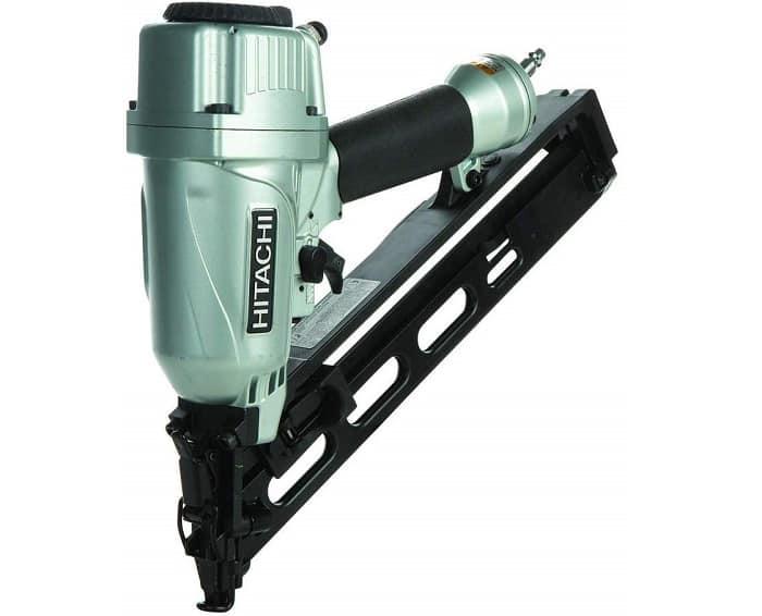 Hitachi NT65MA4 Angled Finish Nailer