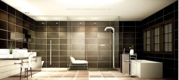 Industrial Fittings Shower
