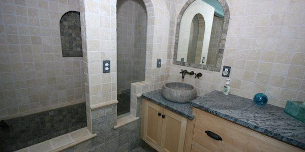 Mediterranean Flair Shower