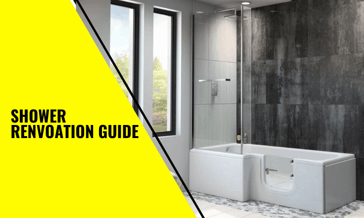 Ultimate Shower Renovation Guide: What You Need to Consider