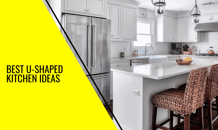 The Best U-Shaped Kitchen Ideas and Concepts That You'll Love!