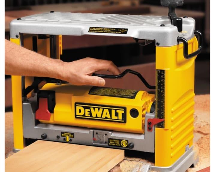 Dewalt DW734 Cutting Capacity
