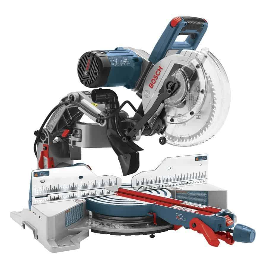 Bosch 10-in 15-Amp Dual Bevel Sliding Compound Miter Saw