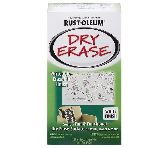 Rust-Oleum Dry Erase Paint Marker