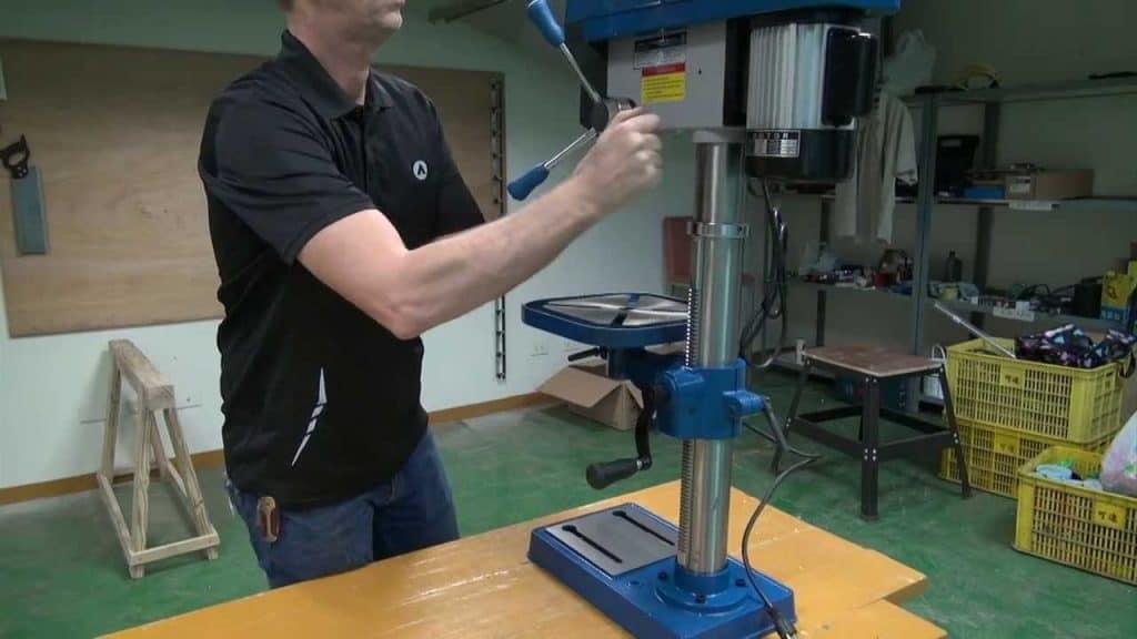 best metal drill press