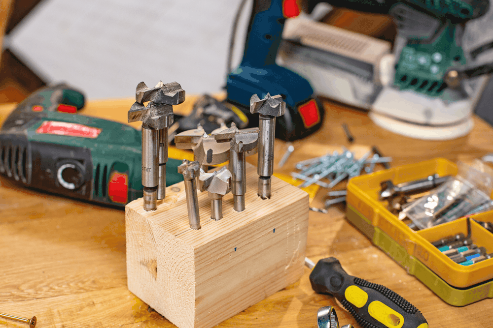buying used woodworking tools