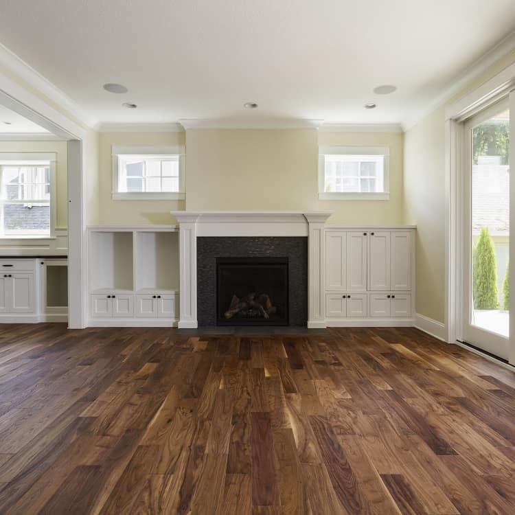 prefinished hardwood floor