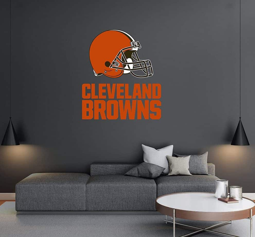 Cleveland Browns Wall Logo
