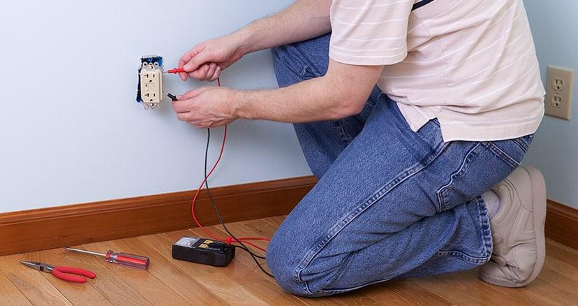Installing Outlet