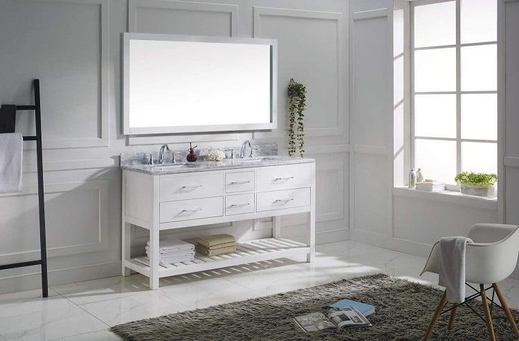 double vanity boy bathroom