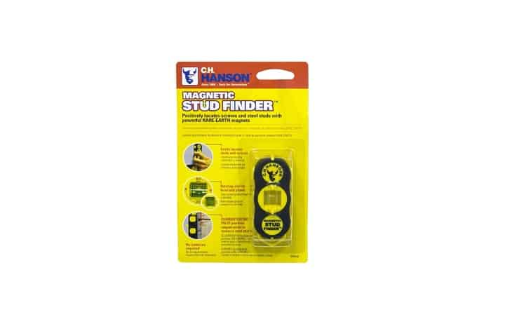 magnetic stud finder