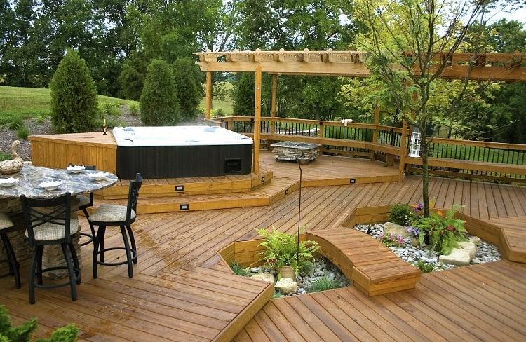 Rambling Composite Deck