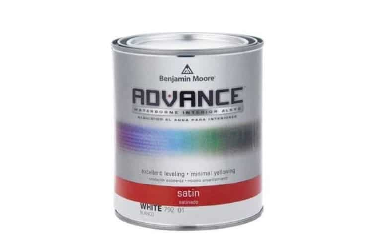 benjamin moore advance color