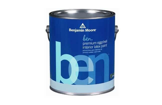 benjamin moore premium latex paint