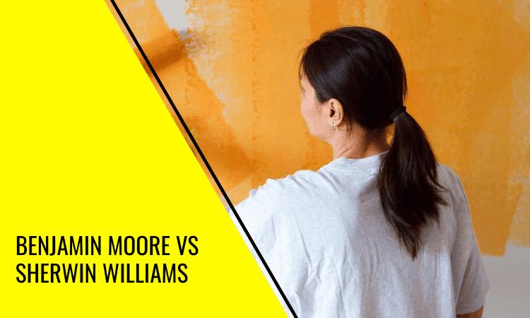 Benjamin Moore vs Sherwin Williams – Ultimate Paint Brand Battle!