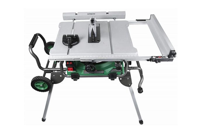 Hitachi C10RJ 10″ Table Saw