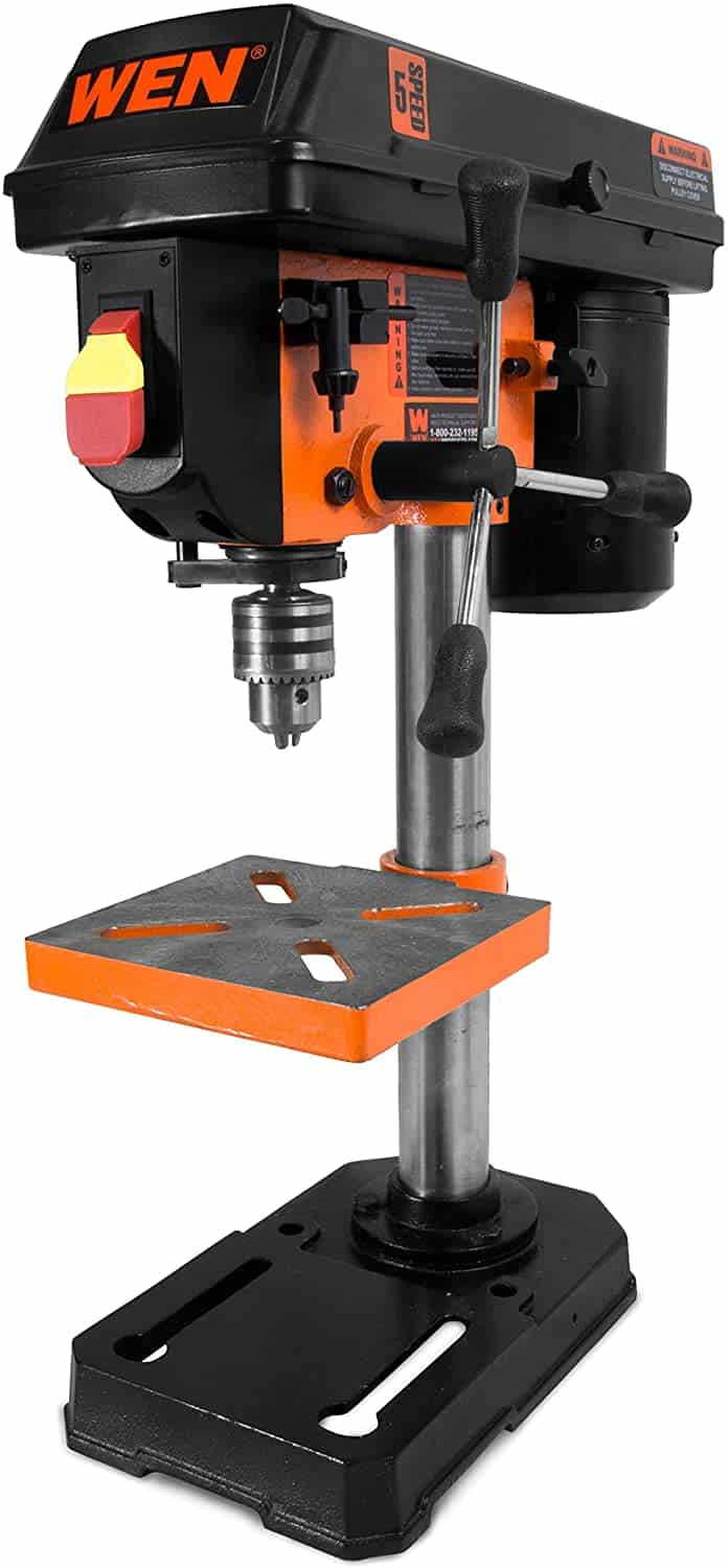 My Personal Favorite: WEN 4208 Drill Press