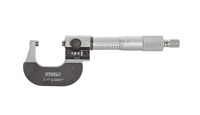 fowler micrometer