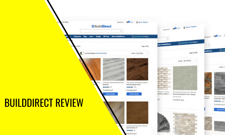 BuildDirect Review: The Best Online Store for Heavyweight Home Improvement Products?