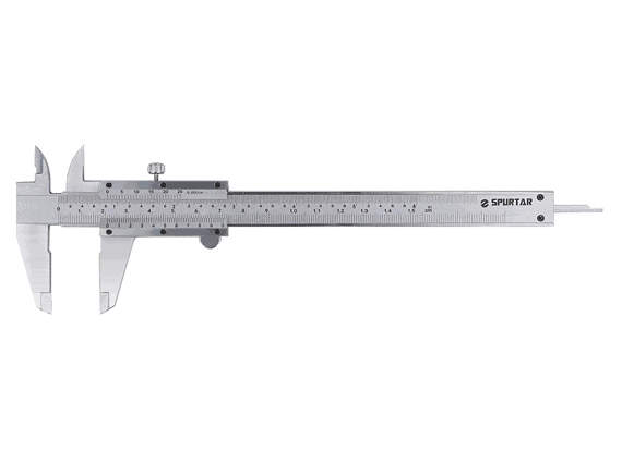 stainless steel measuring tool