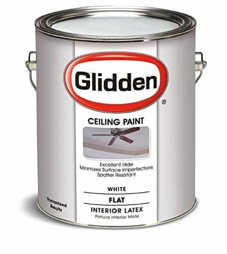 Glidden Interior Latex Ceiling Paint