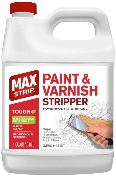 MAX Strip Paint and Varnish Stripper