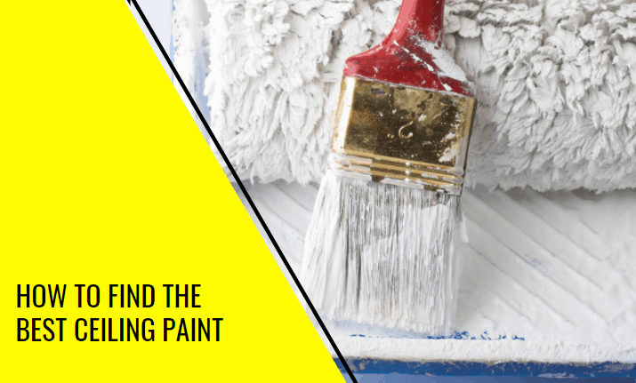 How to Find the Best Ceiling Paint in 2021