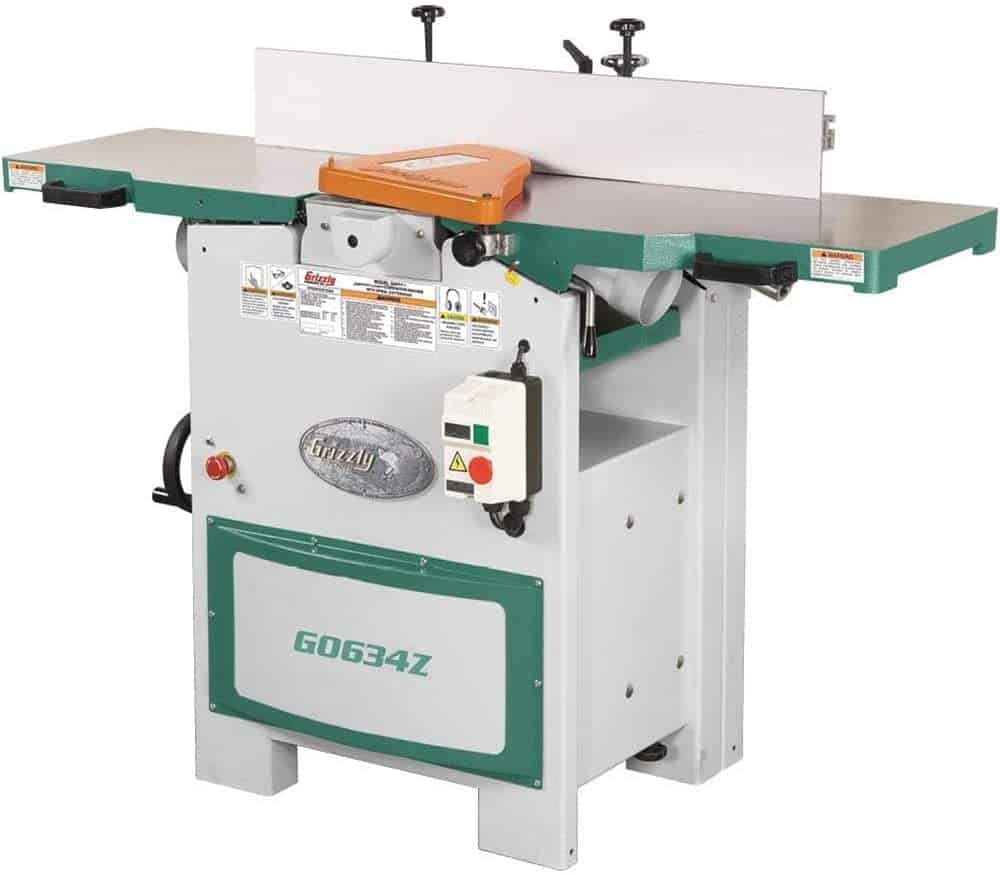 Grizzly G0634Z Planer/Jointer