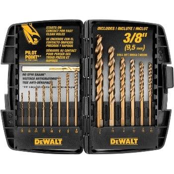 DeWALT 14pc Cobalt Drill Bit | HardwareWorld